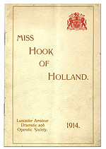 Miss Hook of Holland
